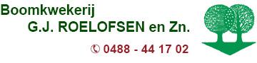 Boomkwekerij G.J. Roelofsen